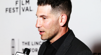 Jon Bernthal attends the 2017 Tribeca Film Festival