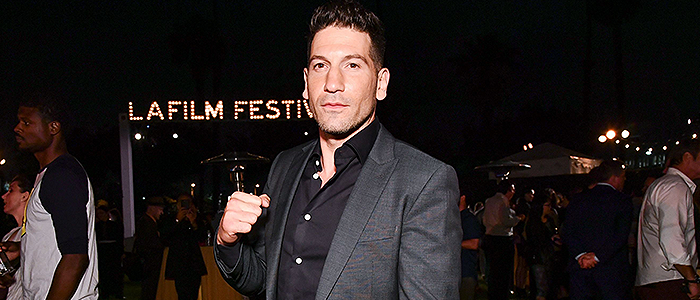 "Photos: Jon Bernthal attends ""Shot Caller"" Gala Screening"